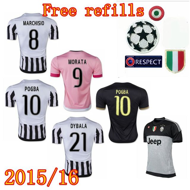 best authentic 58a6f f8fa4 US $8.99 |BEST Quality 2015 2016 Italy TEAM GK goalie soccer Jersey BUFFON  MARCHISIO POGBA DYBALA MORATA goalkeeper Football Shirt-in Soccer Jerseys  ...