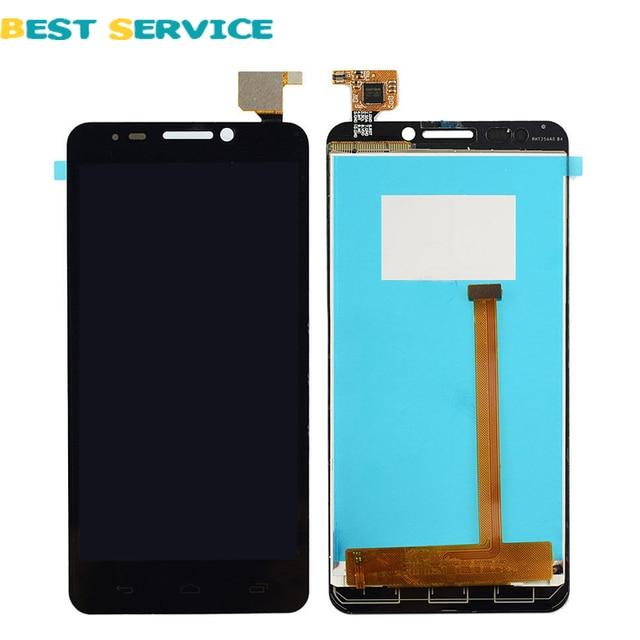 Black LCD Display + Digitizer Touch Screen for Alcatel One Touch Idol 6030 OT6030 6030D OT6030D OT6030X OT6030A