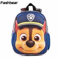 2 7T Nursery 3D Schoolbag For Girls Toddler Preschool Backpacks For Boys Kindergarten Backpack Kids Children