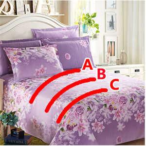 Image 4 - Comfy Home Print Pillowcases Long Body Double Pillow Cover Protector Simple No Fade 100%Cotton  Pillowcase