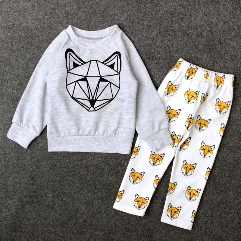 baby cartoon clothing set (2)