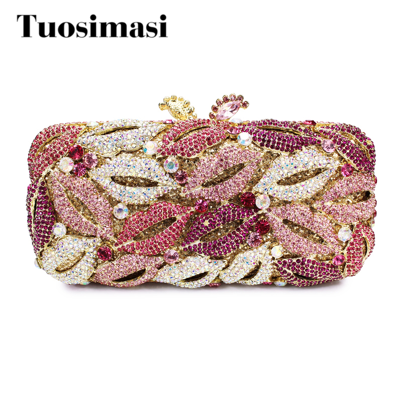 Clutch Luxury Crystal Lip Women Clutch Bag Evening bag Handbag For Party Prom box Day clutches New Fashion(8790A-GC) mz15 mz17 mz20 mz30 mz35 mz40 mz45 mz50 mz60 mz70 one way clutches sprag bearings overrunning clutch cam clutch reducers clutch