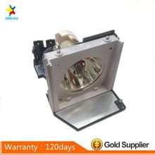 Projector Lamp Bulb EC.J1001.001 with Housing for  PD116PD/PD521D/PD525D/PD523D