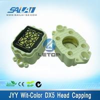 Hot sales!!wicolor printer cap top dx5 for eco solvent printer wicolor 9100 9200 printhead