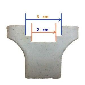 Image 2 - LNB ブラケット LNB ホルダー HD TLB 3 マウント 2 Ku バンド LNB まで保持パックの 3 個