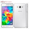 100% оригинал Разблокирована Samsung Galaxy Grand Prime G530F Ouad Основные Поддержка 4 Г LTE Одной Сим-Карты 5.0 Дюймов Сенсорный Телефон
