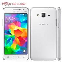 100 original Unlocked Samsung Galaxy Grand Prime G530F Ouad Core Support 4G LTE Single Sim Card