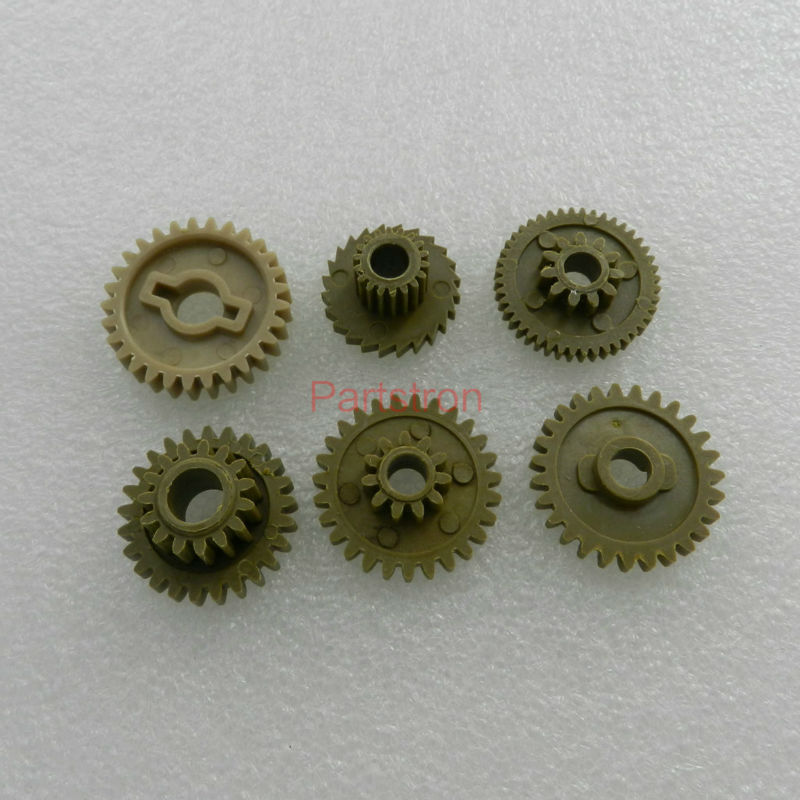 Gear of Fuser Cleaning Web for  Konica Minolta 7075 DI750 7085 850 BH920 950  Copier Parts Wholesale 900w fruit mixer machine vegetable superfood blender processor juicer extractor free shipping