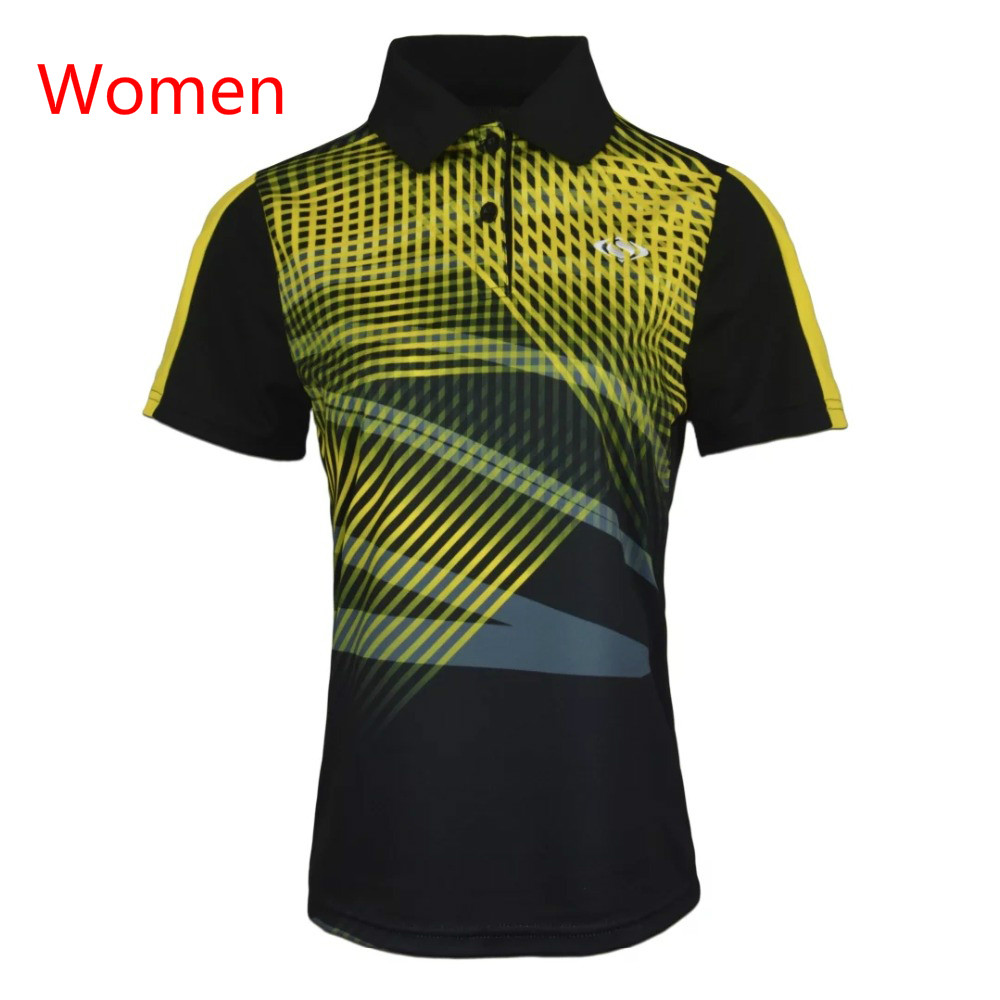 Mens Women Sportswear T-Shirts badminton golf wear shirts mens shirt Men running tennis shirt Sport POLO T Shirts for men women
