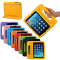 2017 1PC Portable Multifunction Shock Proof Handle Protective For iPad Mini1/2/3Holder Retina Kids Baby Safe Silicone Case Cover