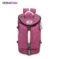 Men's Travel Bag Army Bucket Bags Multifunctional Backpack Large Women's Backpacks Travel Duffel Men Shoulder Bags School WM780Z