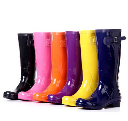 Colorful Rain Boots For Women - Boot 2017