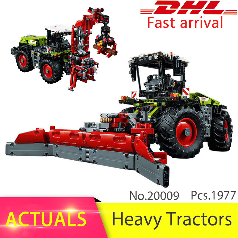 Lepin 20008 1384pcs Technic series Motor The bulldozer Model Building Blocks Bricks Toys For Children Compatible 42054 Boys Gift lepin 20031 technic the jet racing aircraft 42066 building blocks model toys for children compatible with lego gift set kids