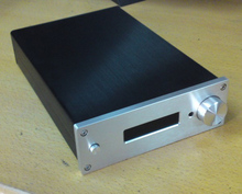 1706F6 Aluminum enclosure Preamp chassis Power amplifier case/box size 172*60*251mm