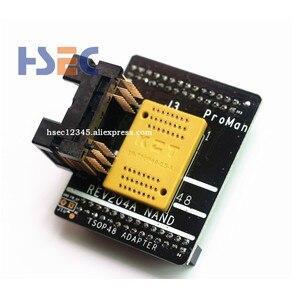 Image 3 - XGecu ProMan Professional  nand flash programmer/NAND NOR TSOP48 FLASH programmer TL866 PLUS programmer /high programming speed