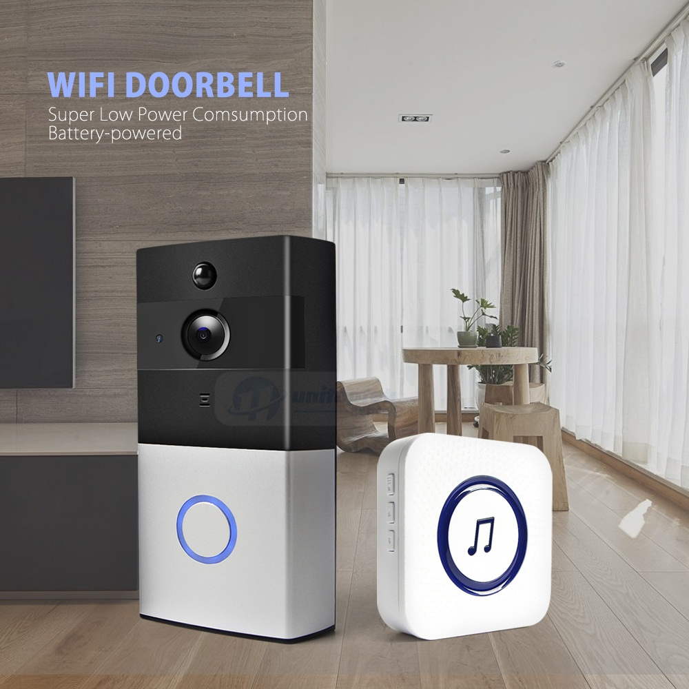 01 Wireless Doorbell