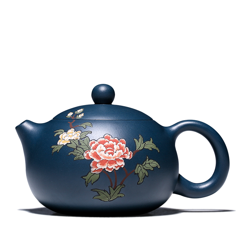 220ml Purple Clay Teapots Authentic Chinese Kungfu zisha Xi'shi Tea pot Famous Handmade Teaware set For Gift with Safe Package