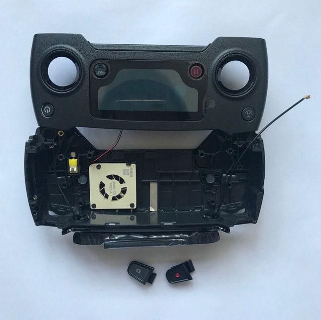 Original Remote Controller Upper Cover Bottom Shell Back Shell for DJI Mavic Pro