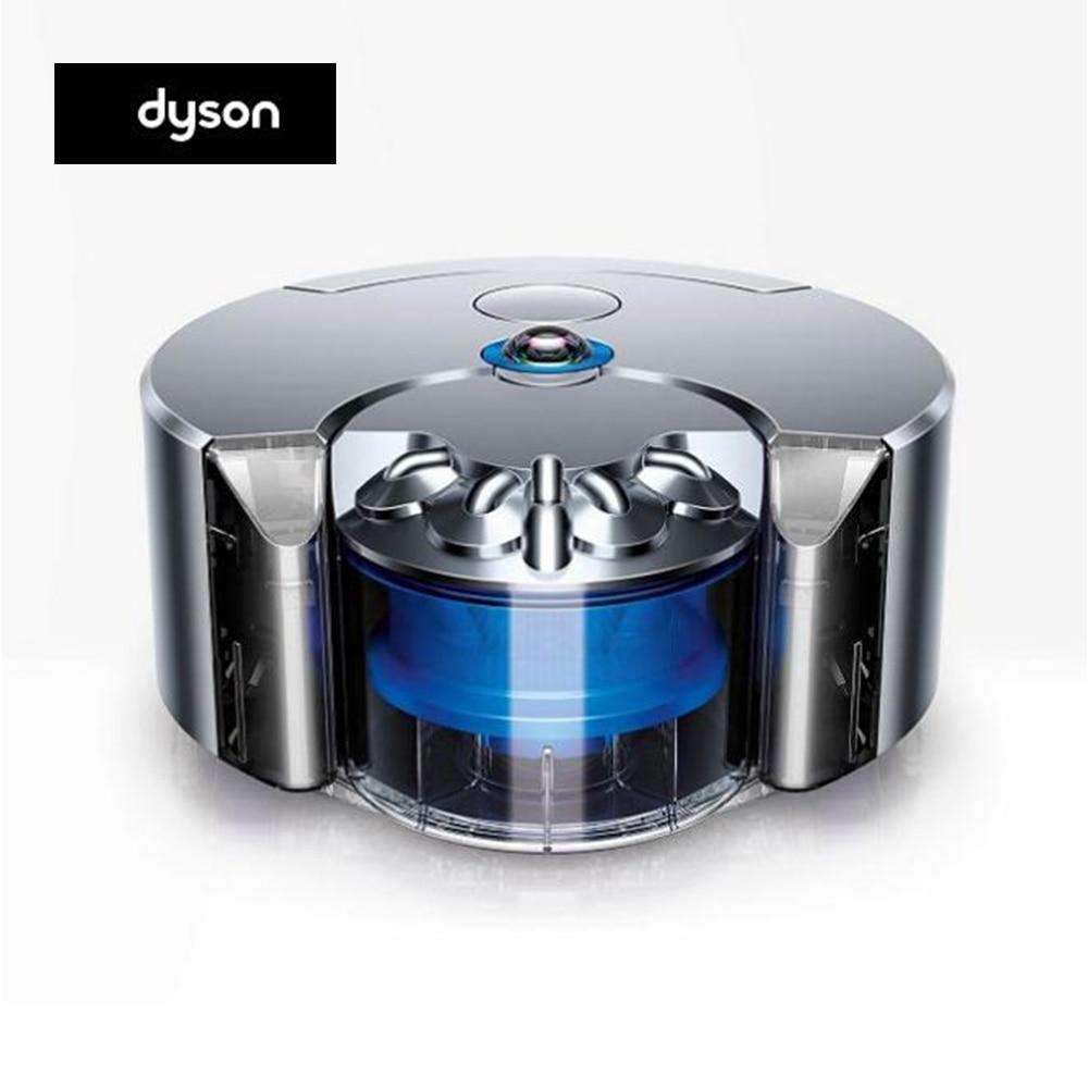 Dyson robot vacuum cleaner пылесос с контейнером для пыли dyson dc37 allergy musclehead отзывы