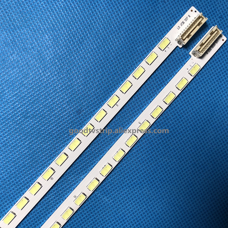 For TV LED Backlight Article LC470EUN 47LW4500 3660L-0369A 6920L-0089A 6920L-0089B 1Piece=64LED 609MM 1set=2Piece Left And Right