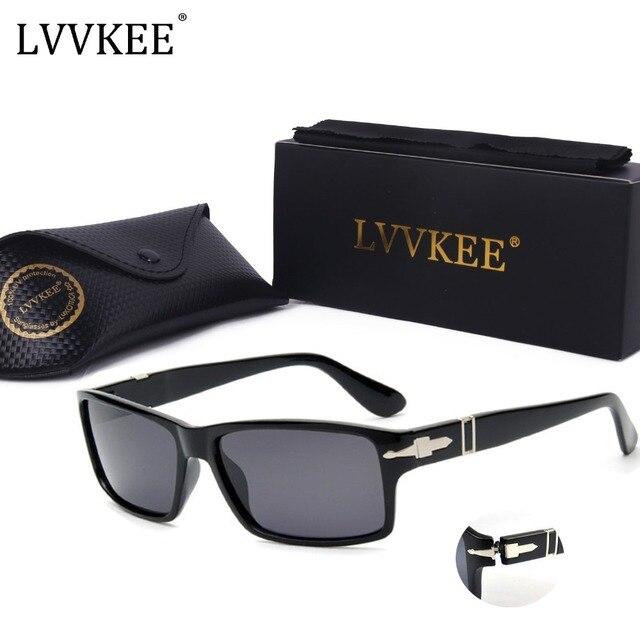 Lvvkee marca hot óculos polarizados condução homens óculos de sol missão  impossível 4 tom cruise estilo 3dae45bca4