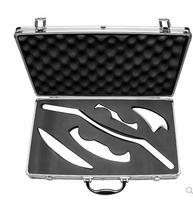 4pcs Set Stainless Steel Gua Sha Tool Healthcare Guasha Board Body Massage Tool