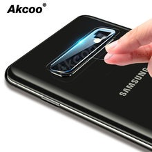 Akcoo S10 Plus Camera Lens film for Samsung Galaxy Flexible glass protector S7 8 9 Note lens