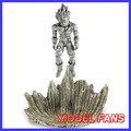 FÃS MODELO Vegeta Dragon Ball Z 23 cm Petrificação resina gk figura brinquedo para a Coleta de Artesanato