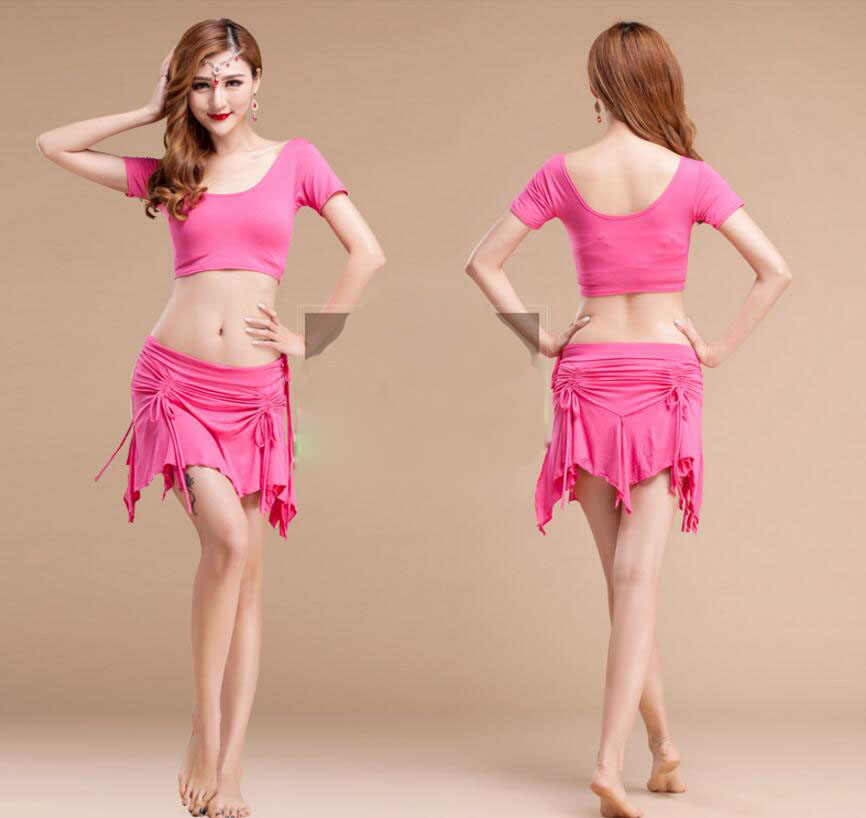 New Style Belly Dance Costume Set Sexy Ballroom Bellydance Skirt Set Indian Dresses For Women Dance Wear
