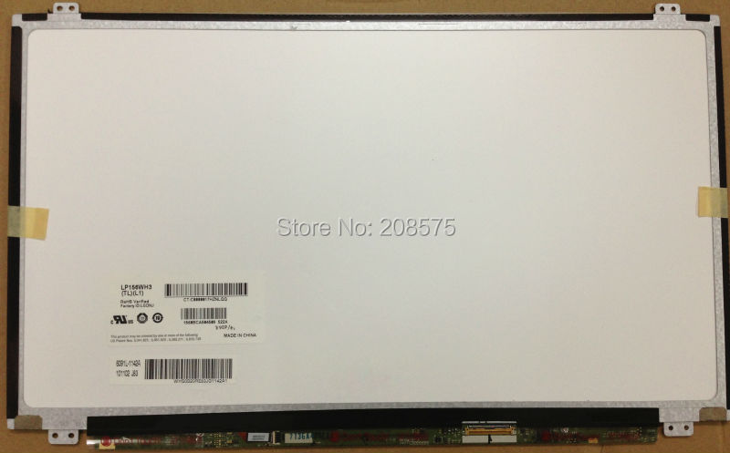 Free shipping LP156WH3 TLL1 B156XW03 V.1 V.2 V.3 B156WX04 V.0 15.6 WXGA HD LED NEW LED Display Laptop Screen razgrom ukrainskij vojsk v stepanovke chast 1