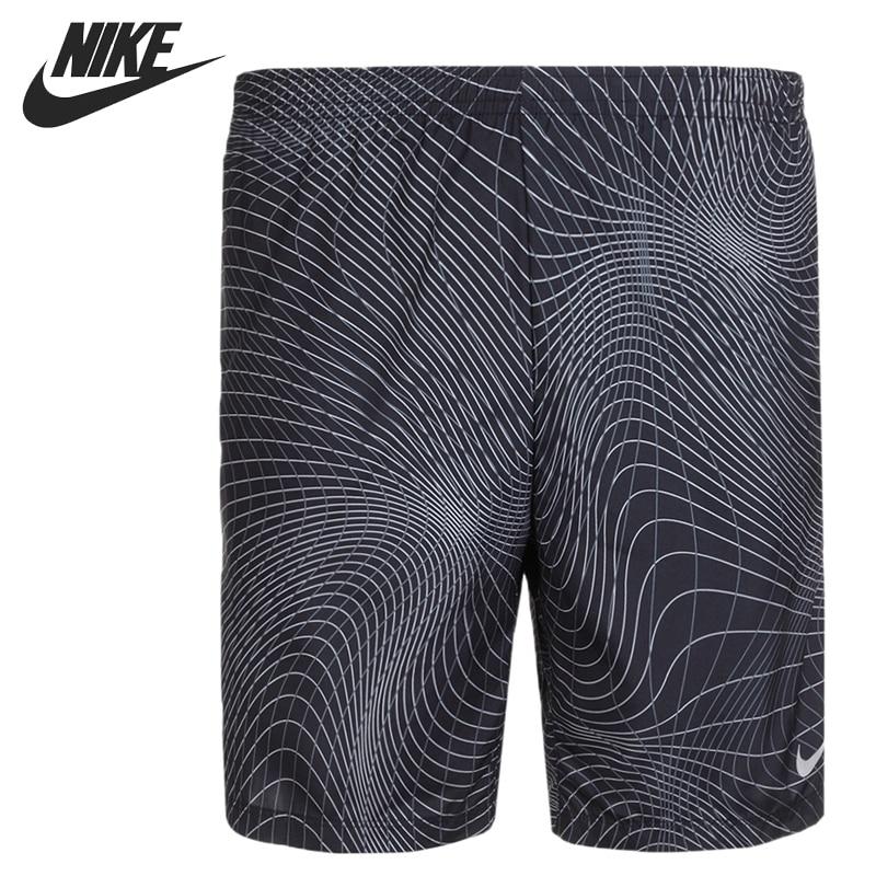 ФОТО Original New Arrival  NIKE 7 DISTANCE PRINTED SHORT Men's Shorts Sportswear