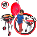 Children Play Toy Barbecue Oven Bbq Simulation Kitchen Set Electric Sound Light Cooking Parent-child Interaction Gifts