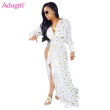 ed632309dc208 High Neck Maxi Dress with Sleeves Promotion-Shop for Promotional ...