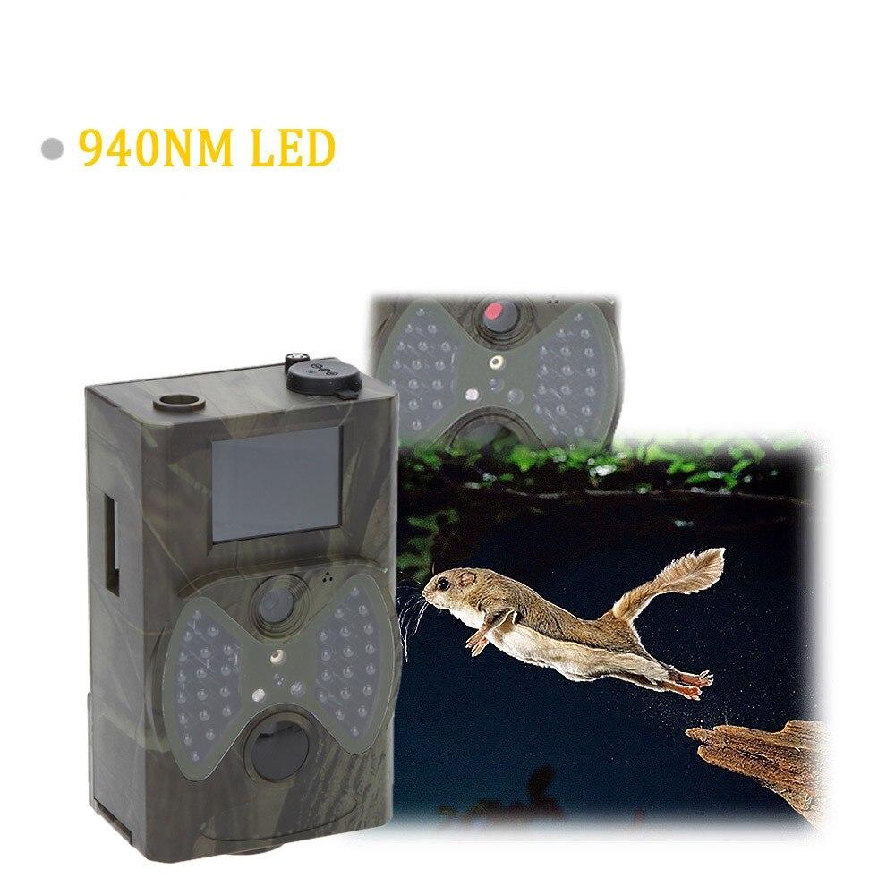 Caméra de chasse de base HC300A 12MP Vision nocturne 1080 P caméra vidéo de la faune caméras pour chasseur Photos piège Surveillance - 2
