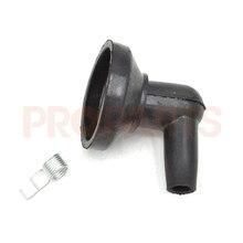 43CC 52CC CG430 CG520 1E40F 1E44F Strimmer Brushcutter Spark Plug Cap Ignition Coil Cap