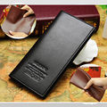 Men's Faux Leather Long Fashion Wallet Purse Credit Card Checkbook Trifold