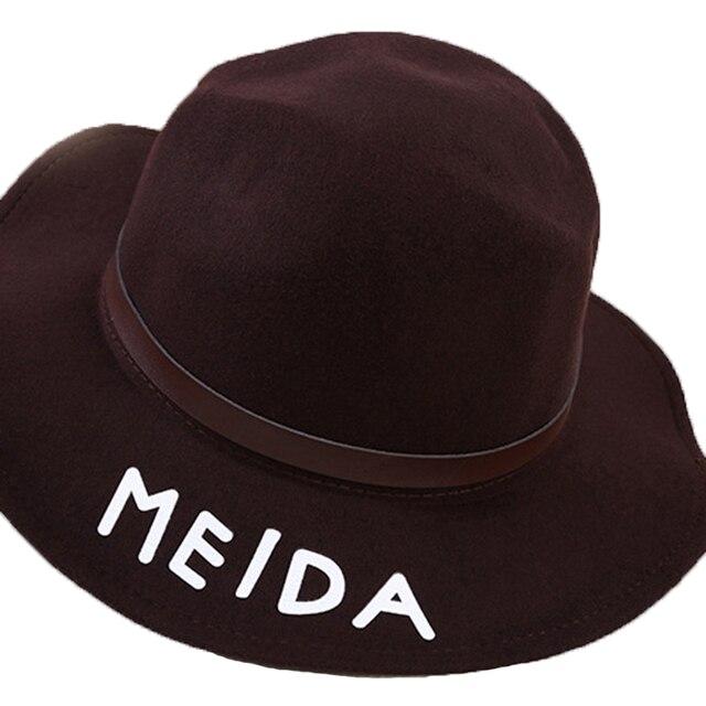 2016 Mejores Productos de Tela Sombreros de Invierno Nuevo Sombrero De Lana Para Adultos Caps Carta Multicolor de Alta Calidad de La Venta Caliente de La Calle de Impresión Ocasional Simple