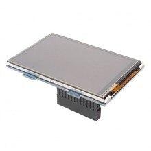 Raspberry Pi 4 дюймов TFT ЖК-модуль 320*240 Сенсорный Экран для Raspberry Pi 2 B + B(China (Mainland))