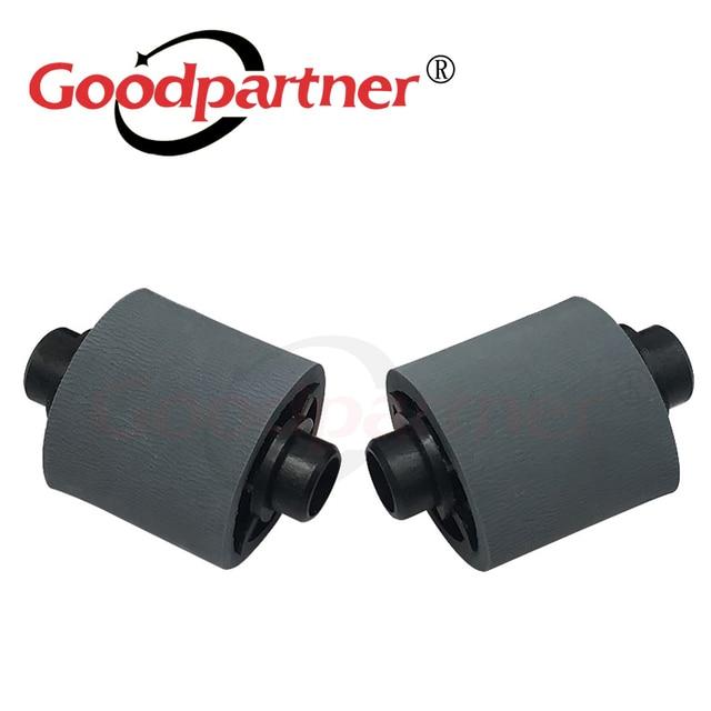 2PC Paper Pickup Roller for Samsung SCX 4200 4300 4016 4116 4216 4100 4200R 4220 ML 1500 1510 1520 1710 1740 1750 1755 1755S