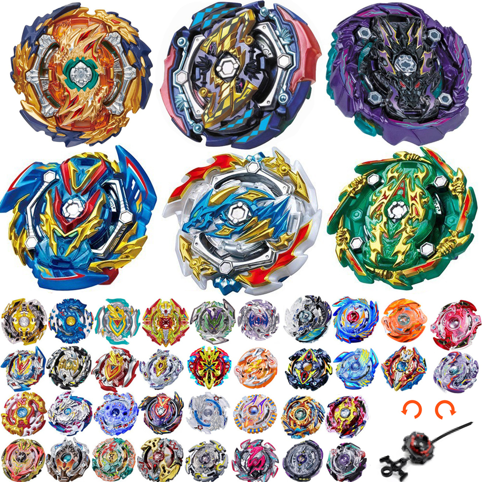 new style bayblade bay blade Tops Launchers <font><b>Beyblade</b></font> <font><b>Burst</b></font> Toys B144 b143 Bables Fafnir Metal Spinning Top Bey Blade Blades Toy image