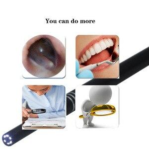 Image 5 - Vệ Sinh Tai Công Cụ Sạc USB 1080P Ứng Dụng Wifi Tai Thìa Otoscope Camera Nội Soi Tai Chọn Lấy Ráy Tai Bụi Mini camera