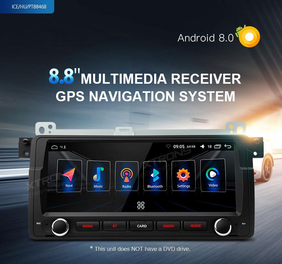 2 IN 1 GPS Antennenverstärker Empfänger Repeater für Android iPhone Navigation T