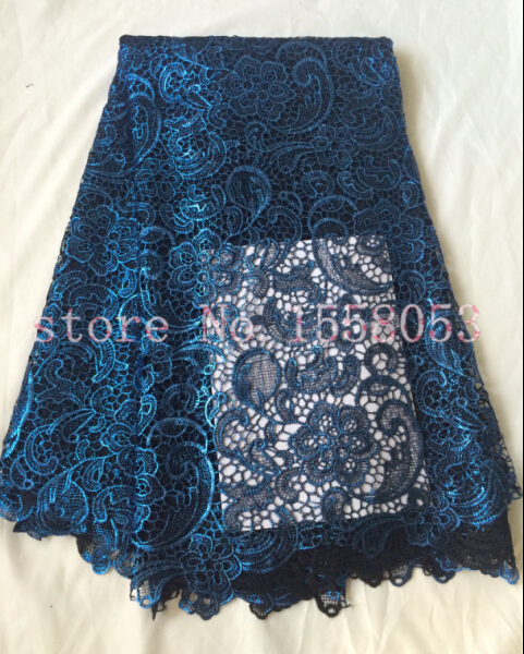 Hot Selling african cord Lace LJY 71305 guipure lace Fabrics