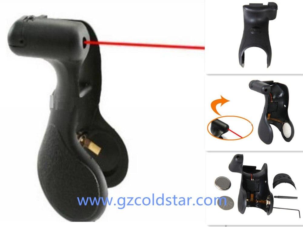 Ergonomique Glock 17 grip avec Laser rouge Laser sight pour pistolet Sniper  Gun extérieure accessoires de