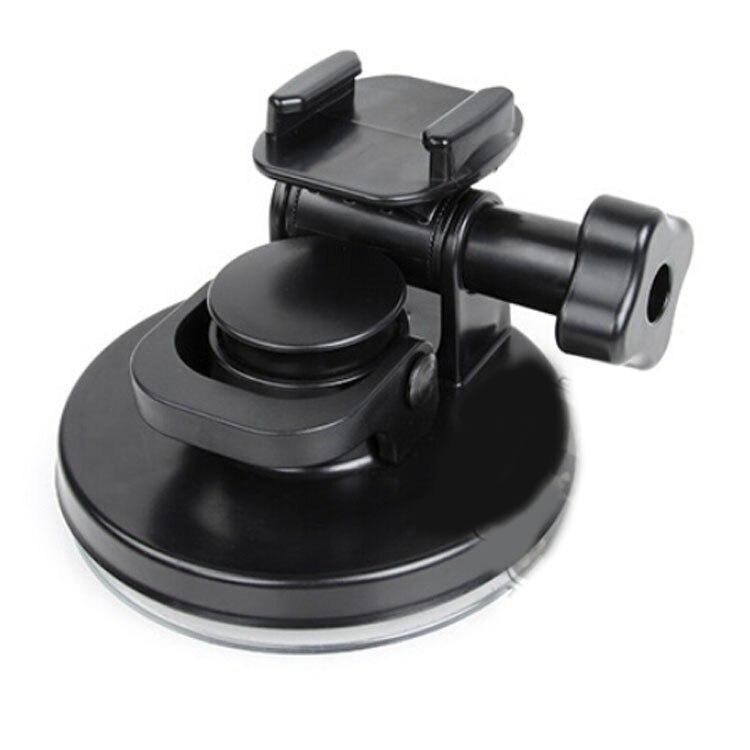 Go Pro Интимные аксессуары 85 мм База крепление Супер Мощный присоски адаптер и автомобильный держатель для GoPro Hero 1 2 3 3+ 4 sj4000/5000/6000