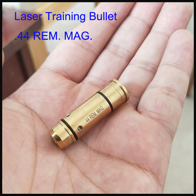 44 REM MAG  laser ammo laser bullet laser trainer pistol laser cartridge for dry fire training-in Lasers from Sports & Entertainment