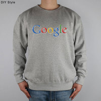 Internet Programmers CODER Google Network Sweatshirts Thick Combed Cotton