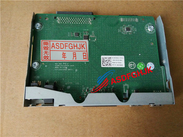 Original FOR DELL POWEREDGE T430 CONTROL PANEL ASSEMBLY WGKGP 0KTRKK CN-0KTRKK KTRKK fully tested Original FOR DELL POWEREDGE T430 CONTROL PANEL ASSEMBLY WGKGP 0KTRKK CN-0KTRKK KTRKK fully tested