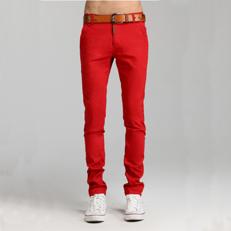 Online Get Cheap Colored Khaki Pants for Men -Aliexpress.com ...