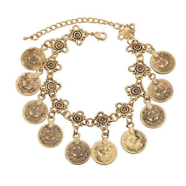 Neuer Heißer Verkauf Mode Glück Münze Thai silber armbänder ...
